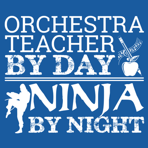 Orchestra - Teacher By Day -  - 13