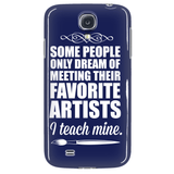Art - I Teach Mine Case -  - 10