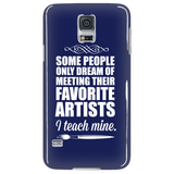 Art - I Teach Mine Case -  - 11