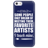 Art - I Teach Mine Case -  - 12