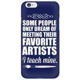 Art - I Teach Mine Case -  - 13