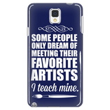 Art - I Teach Mine Case - Galaxy Note 3 - 2