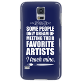 Art - I Teach Mine Case - Galaxy S5 - 5