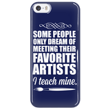 Art - I Teach Mine Case - iPhone 5 / 5S - 6