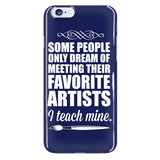 Art - I Teach Mine Case - iPhone 6 Plus / 6S Plus - 7