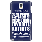 Art - I Teach Mine Case -  - 8