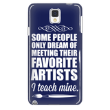Art - I Teach Mine Case -  - 9