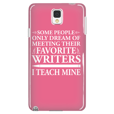 English - I Teach Mine Case - Galaxy Note 3 - 1