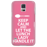 Lunch Lady - Keep Calm Case -  - 11