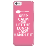 Lunch Lady - Keep Calm Case -  - 12