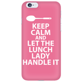 Lunch Lady - Keep Calm Case -  - 13
