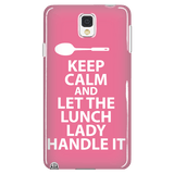 Lunch Lady - Keep Calm Case - Galaxy Note 3 - 2