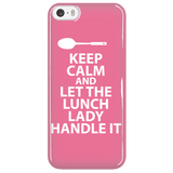 Lunch Lady - Keep Calm Case - iPhone 5 / 5S - 6