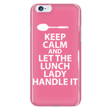 Lunch Lady - Keep Calm Case - iPhone 6 Plus / 6S Plus - 7
