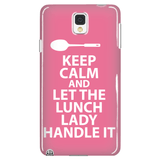 Lunch Lady - Keep Calm Case -  - 8