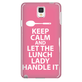 Lunch Lady - Keep Calm Case -  - 9