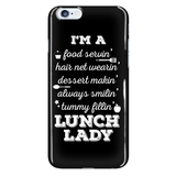 Lunch Lady - Poem Case -  - 14