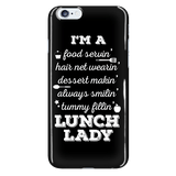 Lunch Lady - Poem Case - iPhone 6 Plus / 6S Plus - 7
