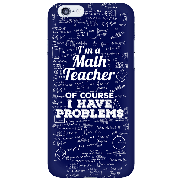 Math - Problems Case - iPhone 6 / 6S - 1