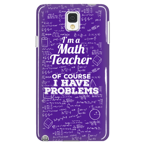 Math - Problems Case - Galaxy Note 3 - 1