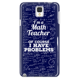Math - Problems Case - Galaxy Note 3 - 2
