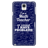 Math - Problems Case - Galaxy Note 4 - 3