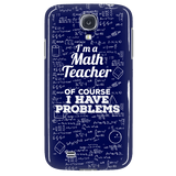 Math - Problems Case - Galaxy S4 - 4