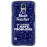 Math - Problems Case - Galaxy S5 - 5