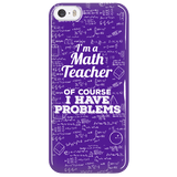 Math - Problems Case - iPhone 5 / 5S - 5
