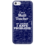 Math - Problems Case - iPhone 5 / 5S - 6