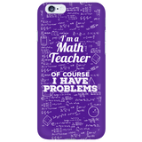 Math - Problems Case - iPhone 6 / 6S - 6