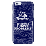 Math - Problems Case - iPhone 6 Plus / 6S Plus - 7