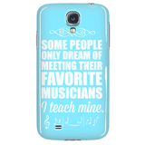 Music - I Teach Mine Case -  - 10