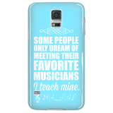 Music - I Teach Mine Case - Galaxy S5 - 4