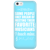 Music - I Teach Mine Case - iPhone 5 / 5S - 5