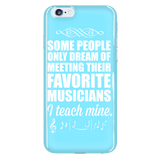 Music - I Teach Mine Case - iPhone 6 Plus / 6S Plus - 7