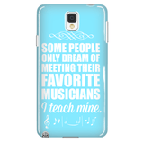 Music - I Teach Mine Case -  - 9