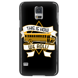 School Bus Driver - How We Roll Case -  - 12
