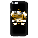 School Bus Driver - How We Roll Case - iPhone 6 Plus / 6S Plus - 8