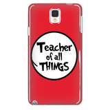 Teacher - Of All Things Case -  - 10