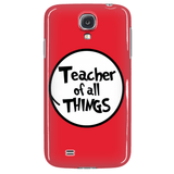 Teacher - Of All Things Case -  - 11