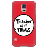 Teacher - Of All Things Case -  - 12