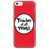 Teacher - Of All Things Case -  - 13
