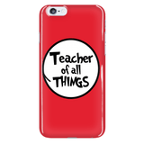 Teacher - Of All Things Case -  - 14