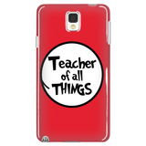 Teacher - Of All Things Case -  - 9