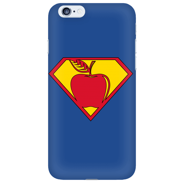 Teacher - Superman Case - iPhone 6 / 6S - 1