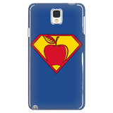 Teacher - Superman Case - Galaxy Note 3 - 3