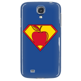 Teacher - Superman Case - Galaxy S4 - 5