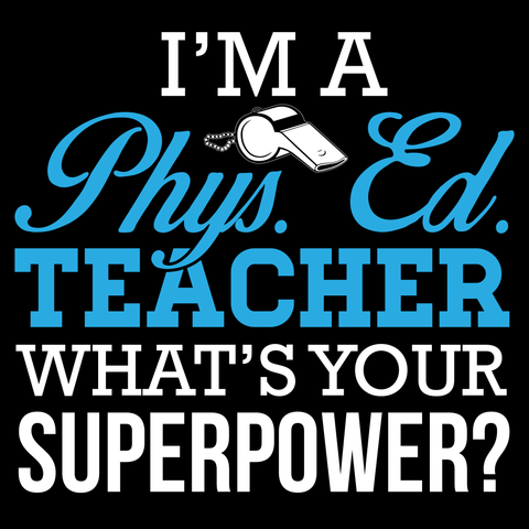 Phys Ed - Superpower -  - 14