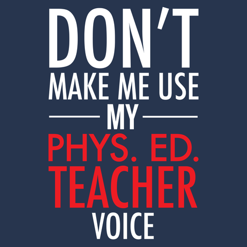 Phys Ed - Voice -  - 14